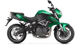"""Most standard motorcycles are just that, standard. Made to move your body from point A to point B, the new Benelli TNT 600 is anything but standard. With its trademark """"ROAR"""" courtesy of its 600 cc inline-4, Italian styling, and friendly, upright ergonomics, the TNT 600 is unique in the 600 cc segment; both a capable commuter and an indulgent feast for the senses."""