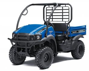 Styled in the image of its full-size MULE™ PRO siblings, the MULE SX™ family of side x sides packs plenty of stout muscle into a compact and agile two-passenger vehicle. Handle a wide variety of tasks with the ability to tread lightly and maneuver in tight areas - and fit in the bed of a full-size pickup truck.